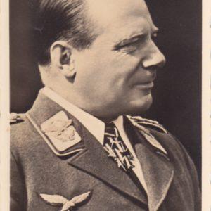 Fotopostkarte Generaloberst Ernst Udet-0
