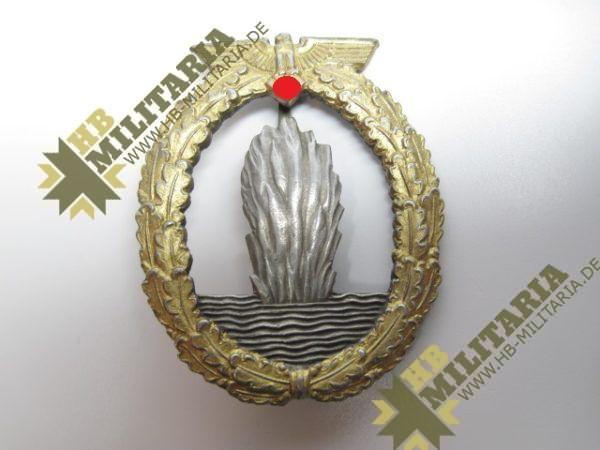 Kriegsabzeichen für Minensuch-, U- Boots-Jagd- und Sicherungsverbände-0