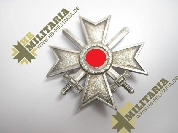 Kriegsverdienstkreuz 1. Klasse im Etui-6803