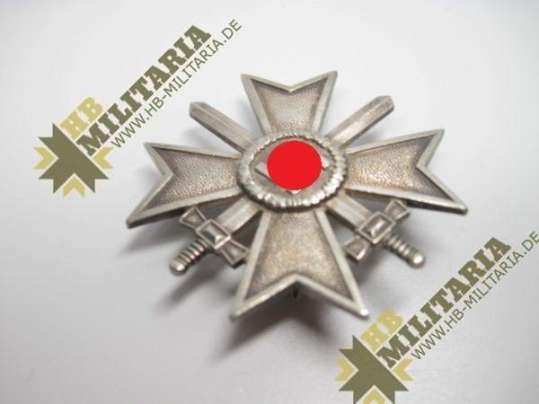 Kriegsverdienstkreuz 1. Klasse im Etui-6804