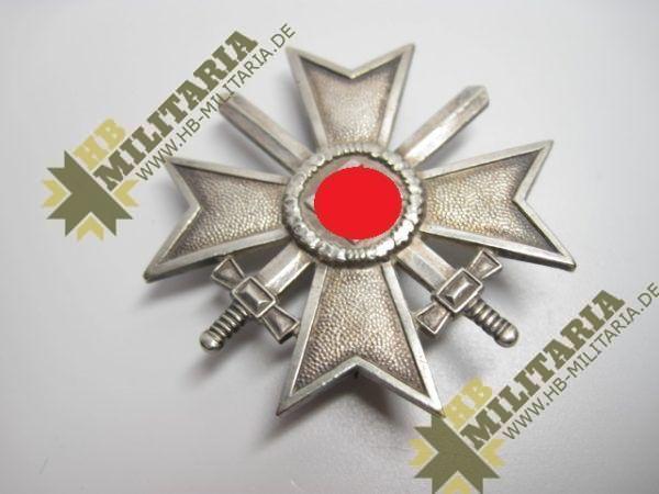 Kriegsverdienstkreuz 1. Klasse im Etui-6805