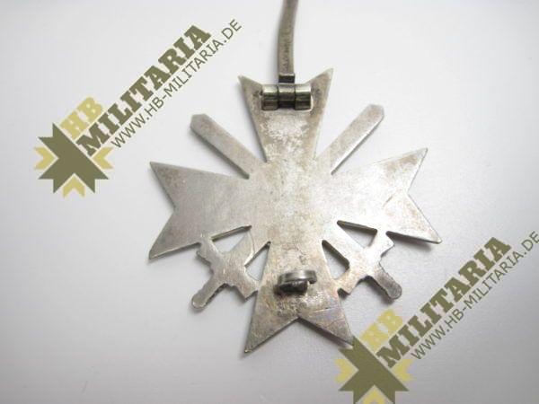 Kriegsverdienstkreuz 1. Klasse im Etui-6809