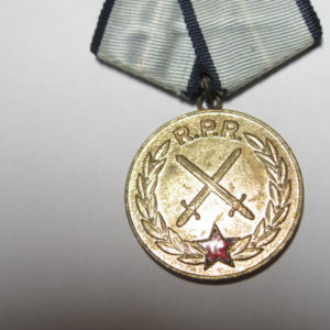 Medal of Military Merit Rumänien-6925