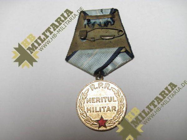 Medal of Military Merit Rumänien-6927