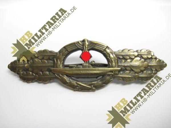 U Boot Frontspange bronze-8225