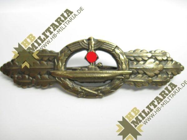 U Boot Frontspange bronze-8232