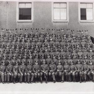 Gruppenfoto Kompanie Eßlingen 1934-0