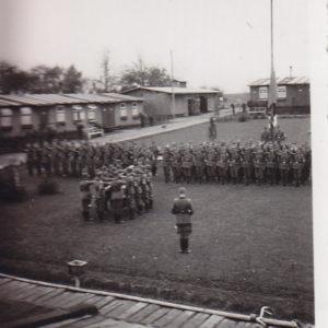 Foto Vereidigung Rot am See 1937-0
