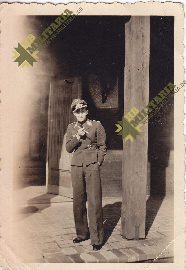 Foto junger Flugzeugführer-0