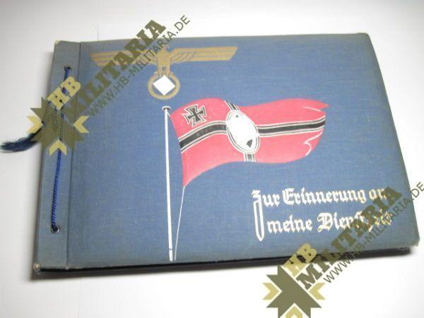 Fotoalbum Kriegsmarine-0