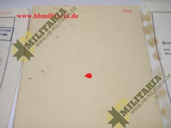 Urkundengruppe für das Reichssportabzeichen-2264