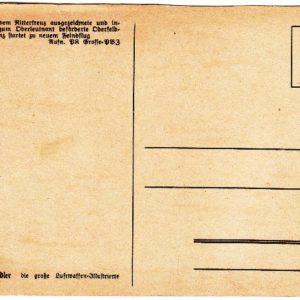 Fotopostkarte Oberleutnant Renz-2316