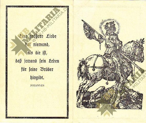 Sterbebild Gefreiter-3156