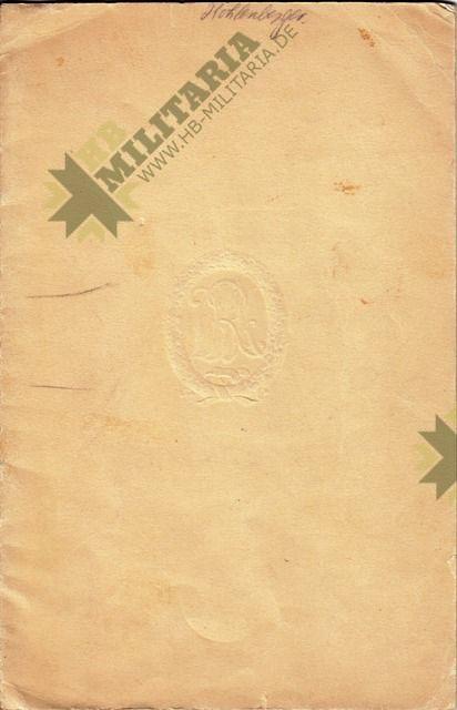 Urkundengruppe eines Oberbefeldwebel-3574