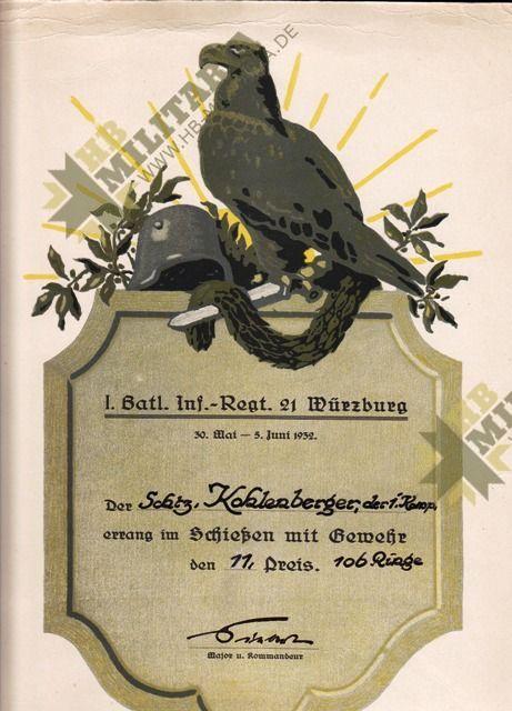 Urkundengruppe eines Oberbefeldwebel-3580