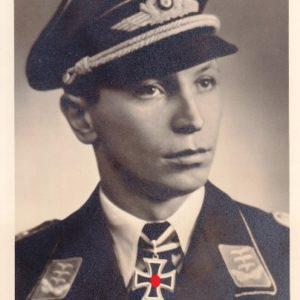 Fotopostkarte Hauptmann Kennel-0