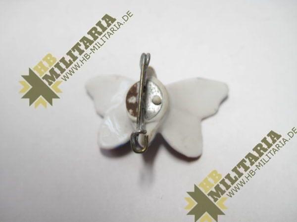 Schmetterling Porzellanabzeichen Admiral-3985