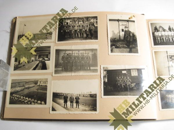 Fotoalbum Reichsarbeitsdienst/ Norwegen/ Kongsberg/ Knutehytta-4212