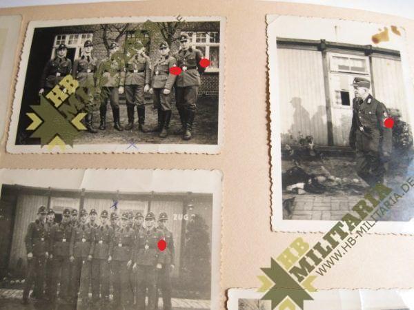 Fotoalbum Reichsarbeitsdienst/ Norwegen/ Kongsberg/ Knutehytta-4213