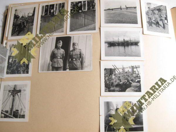 Fotoalbum Reichsarbeitsdienst/ Norwegen/ Kongsberg/ Knutehytta-4224