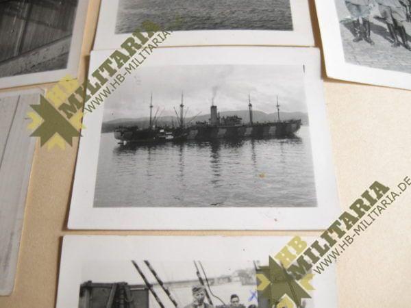 Fotoalbum Reichsarbeitsdienst/ Norwegen/ Kongsberg/ Knutehytta-4227