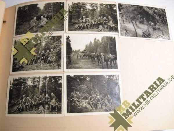 Fotoalbum Reichsarbeitsdienst/ Norwegen/ Kongsberg/ Knutehytta-4226