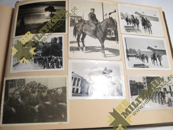 Fotoalbum Reichsarbeitsdienst/ Norwegen/ Kongsberg/ Knutehytta-4234