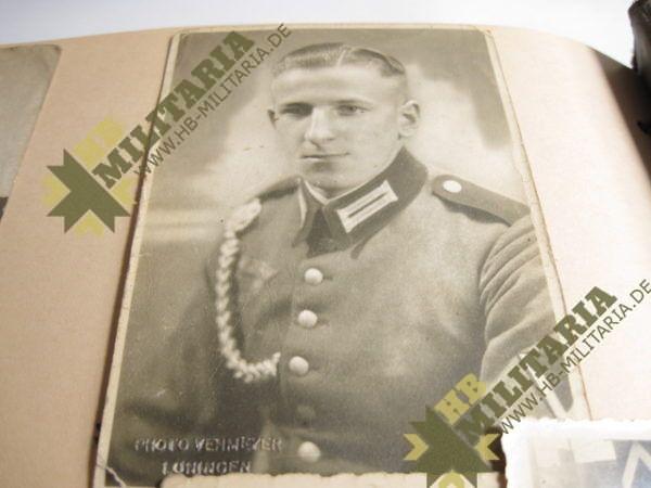 Fotoalbum Reichsarbeitsdienst/ Norwegen/ Kongsberg/ Knutehytta-4239