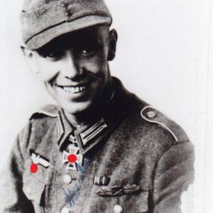 Ritterkreuzträger August Menke-0
