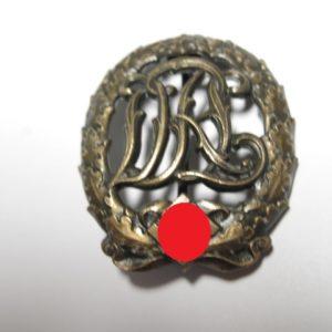 Deutsches Sportabzeichen in bronze-0