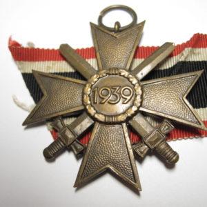 Kriegsverdienstkreuz 2. Klasse mit Schwerter-4477