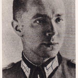 Ritterkreuzträger Günter Goebel-0