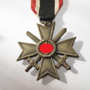 Kriegsverdienstkreuz 2. Klasse mit Schwerter-5703