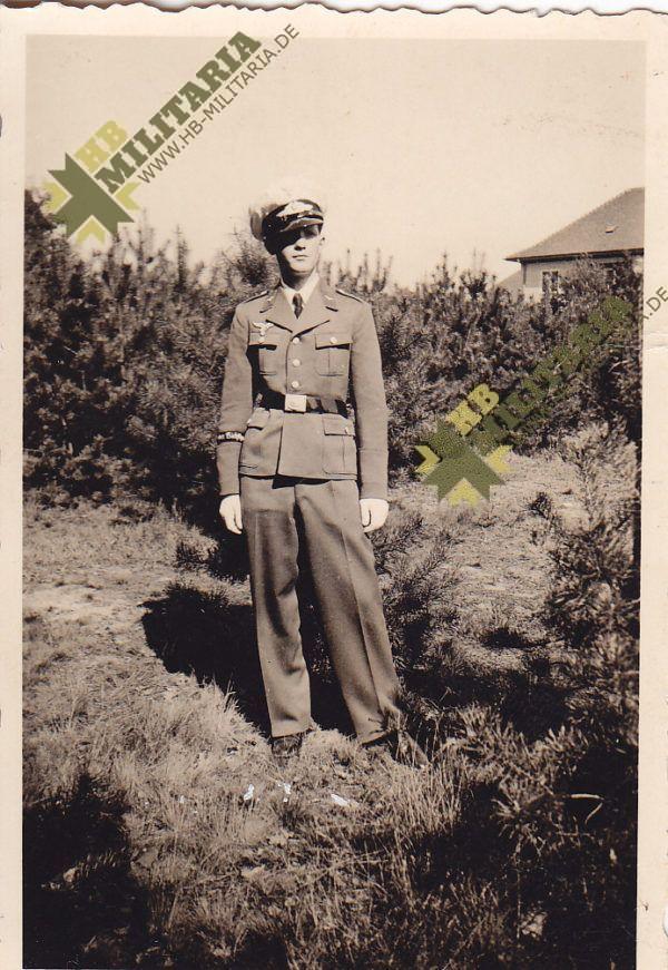 Foto Angehöriger der Luftwaffe des Jagdgeschwader Richthofen-0