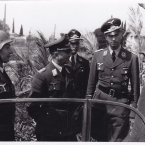 Foto Generalleutnant Drum Ankunft in Griechenland-0