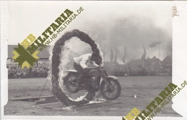 Foto Motorradstaffel der Polizei-0