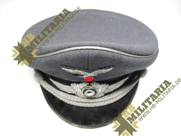 Luftwaffe Schirmmütze für Offiziere- VERKAUFT-6084