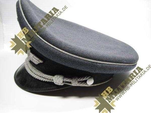 Luftwaffe Schirmmütze für Offiziere- VERKAUFT-6091