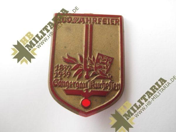 100 Jahrfeier Sängergau Kurhessen 1839-1939-0