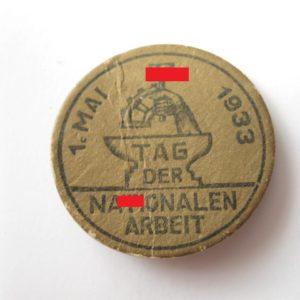 1. Mai 1933 Tag der nationalen Arbeit-0
