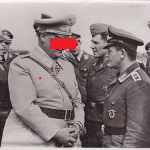 Original Pressefoto Reichsmarschall Hermann Göring-0