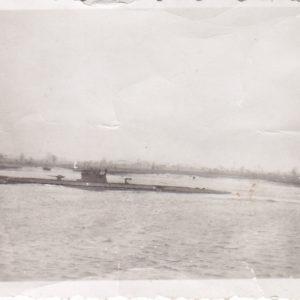 Foto auslaufendes deutsches U Boot-0
