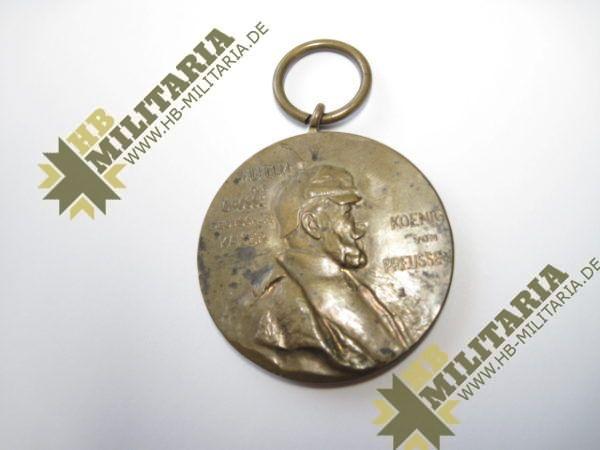 Preussen Centenarmedaille 1897-0