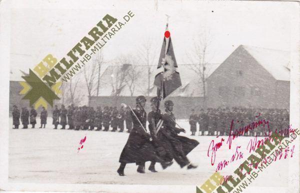 5x Fotos Luftwaffe Vereidigung-6635