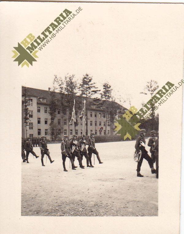 5x Fotos Luftwaffe Vereidigung-6638