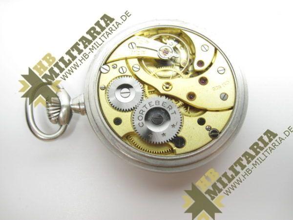 Kriegsmarine: Cortibert Beobachter- Uhr.-6656