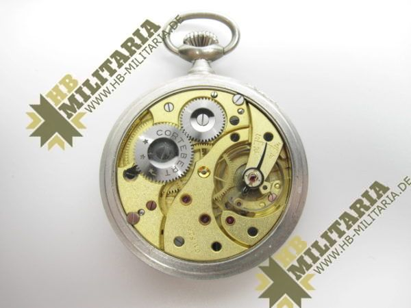Kriegsmarine: Cortibert Beobachter- Uhr.-6659