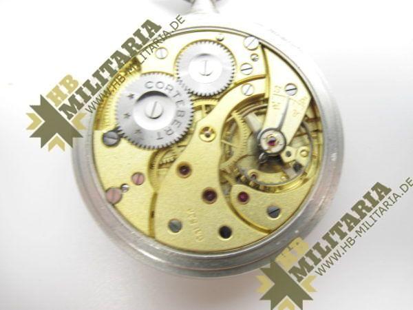 Kriegsmarine: Cortibert Beobachter- Uhr.-6660