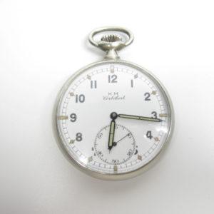 Kriegsmarine: Cortibert Beobachter- Uhr.-0