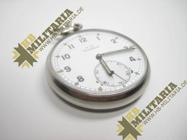 Kriegsmarine: Cortibert Beobachter- Uhr.-6641
